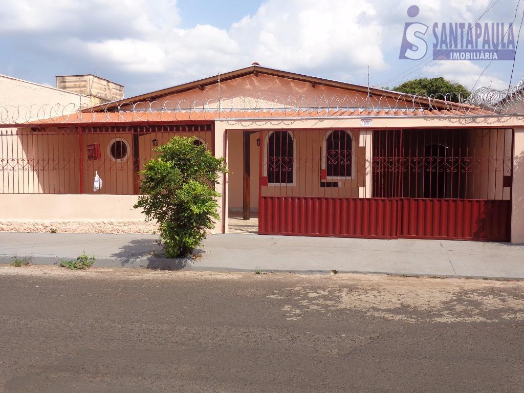 Casa  residencial para locação, Jardim Induberaba, Uberaba.