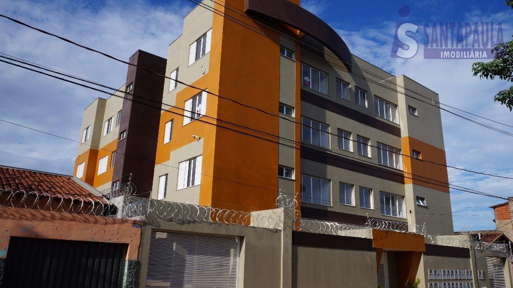 Apartamento residencial à venda, Parque das Gameleiras, Uberaba.
