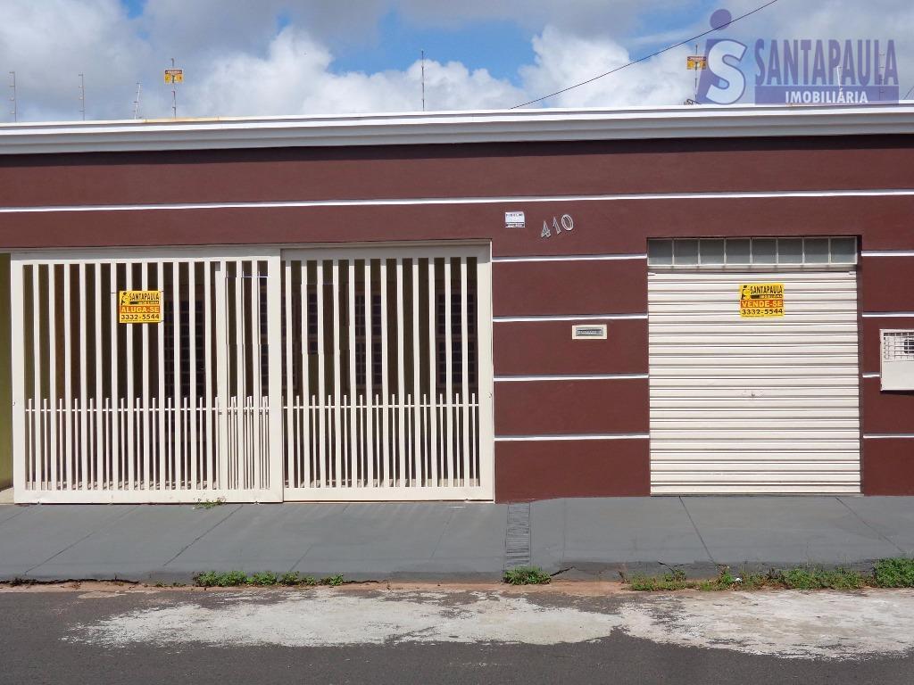 Casa residencial à venda, Jardim Elza Amuí II, Uberaba.