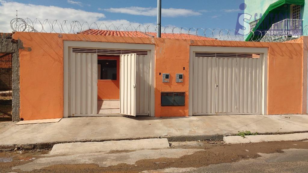Casa residencial para locação, Antônia Cândida I, Uberaba.
