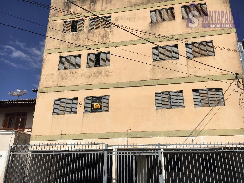 Apartamento residencial para locação, Parque São Geraldo, Uberaba.