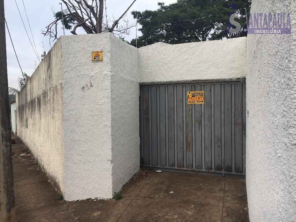 Casa residencial para locação, Grande Horizonte, Uberaba.