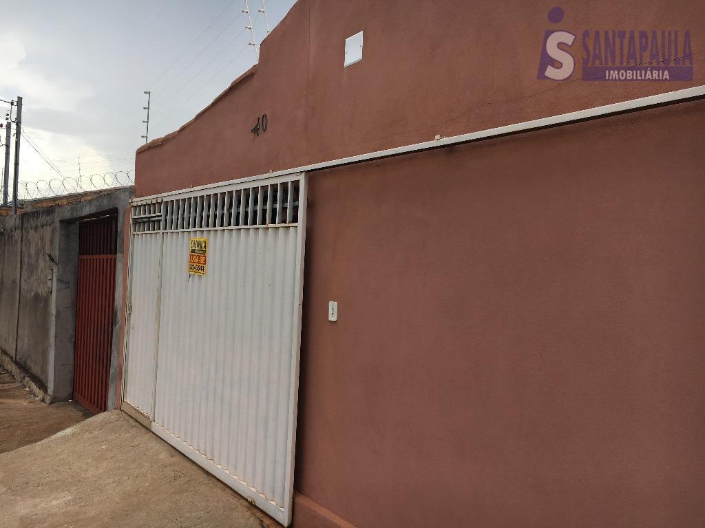 Casa residencial para locação, Tita Rezende, Uberaba.