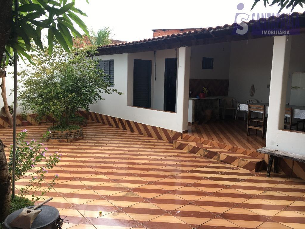 Casa residencial para venda e locação, Conjunto Chica Ferreira, Uberaba.