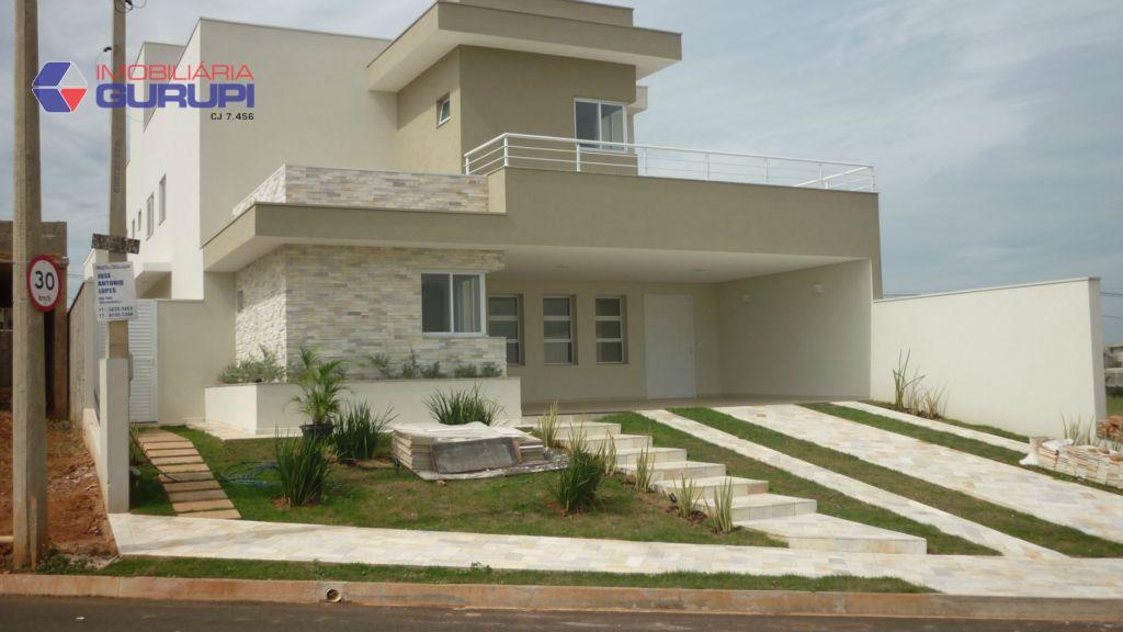Casa  residencial à venda, Parque Residencial Damha V, São José do Rio Preto.