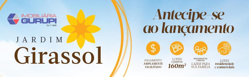 Terreno  residencial à venda, Loteamento Jardim Girassol, Mirassol.