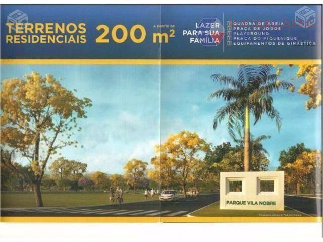 Terreno residencial à venda, Parque Vila Nobre, São José do Rio Preto.