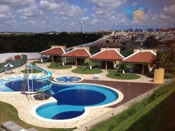 Terreno  residencial à venda, Pitimbu, Natal.