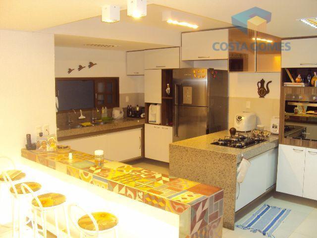 Casa residencial para locação, Capim Macio, Natal.