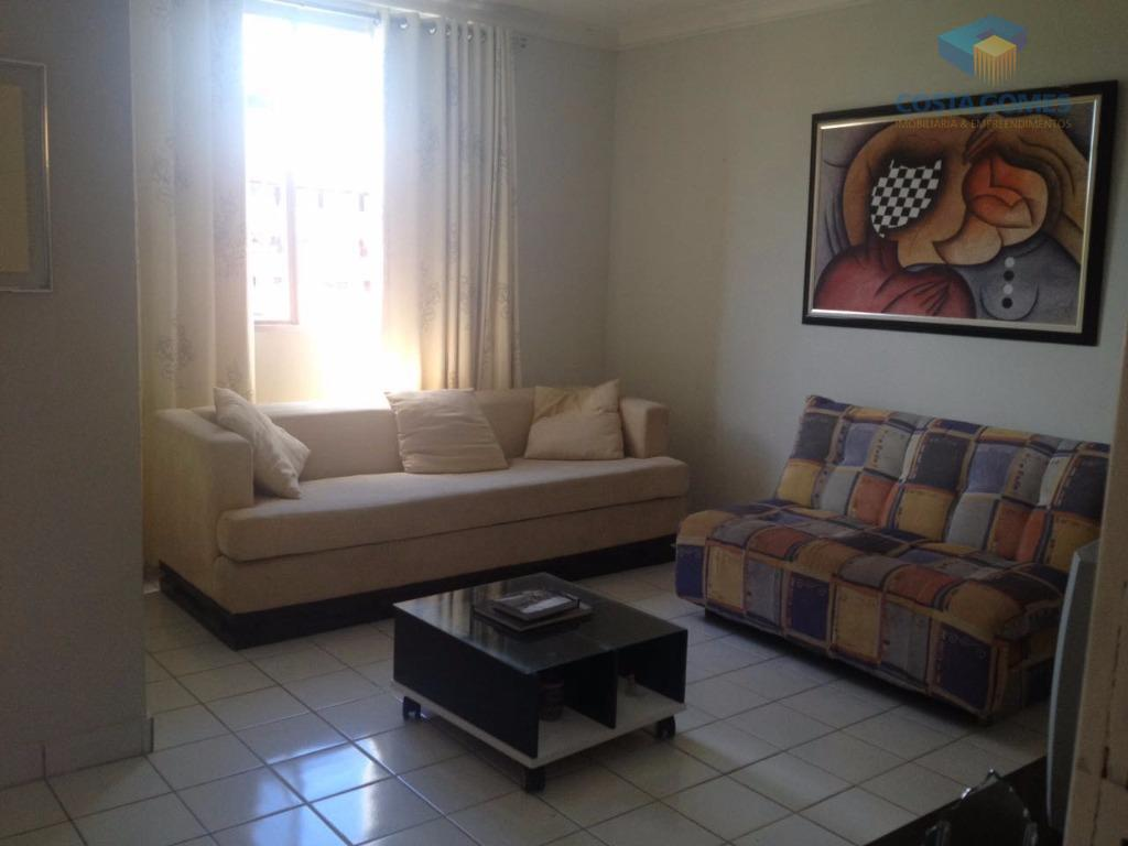Apartamento Mobiliado em  Capim Macio