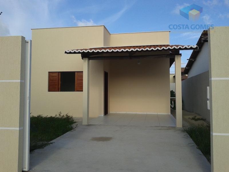 Casa com 69m², 02 dormitórios (01 suíte) em Cajupiranga RN