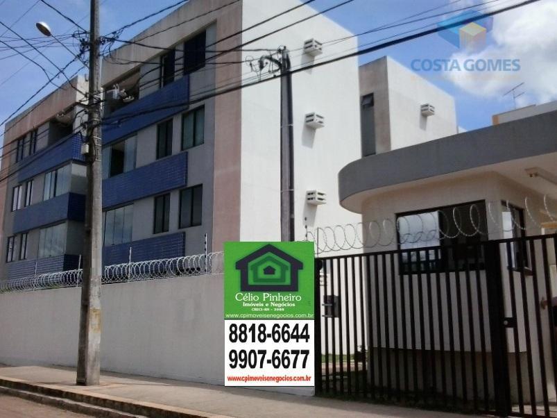 Apartamento 02 dormitórios, Planalto, Natal RN