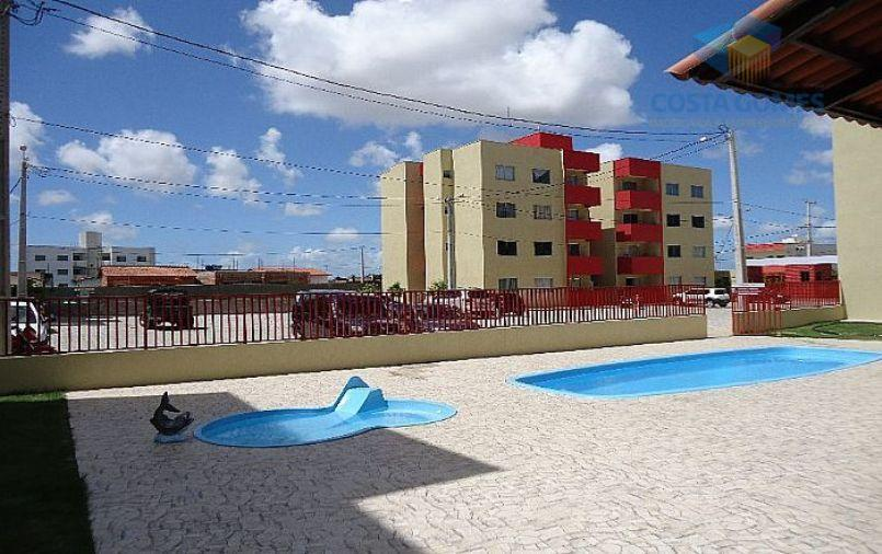 Apto: 64,59 m², 02 quartos (01 suíte), Planalto, Natal RN