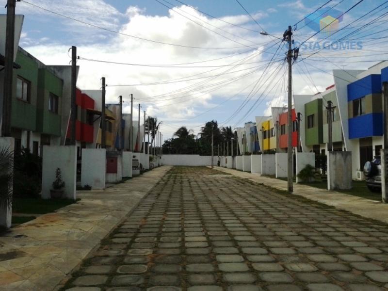 Casa Duplex 02 quartos Cond. Fechado, Planalto, Natal/RN