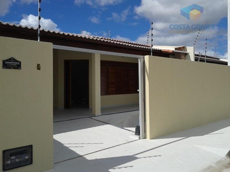 Casa 134m2, 03 dormitórios em Emaus, Parnamirim RN