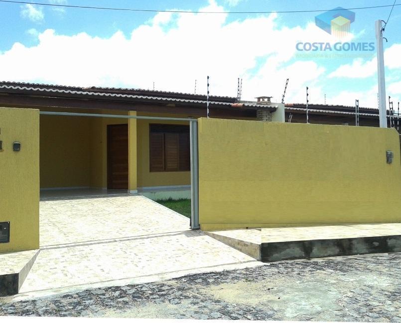 Casa com 151m², 03 quartos (02 suítes), Emaus, Parnamirim RN
