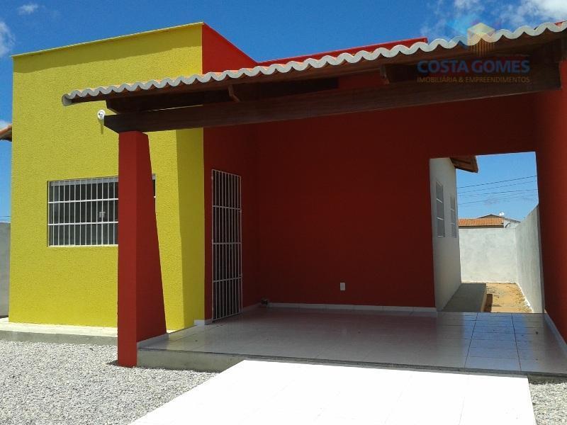 Casa residencial à venda, Cajupiranga, Parnamirim.