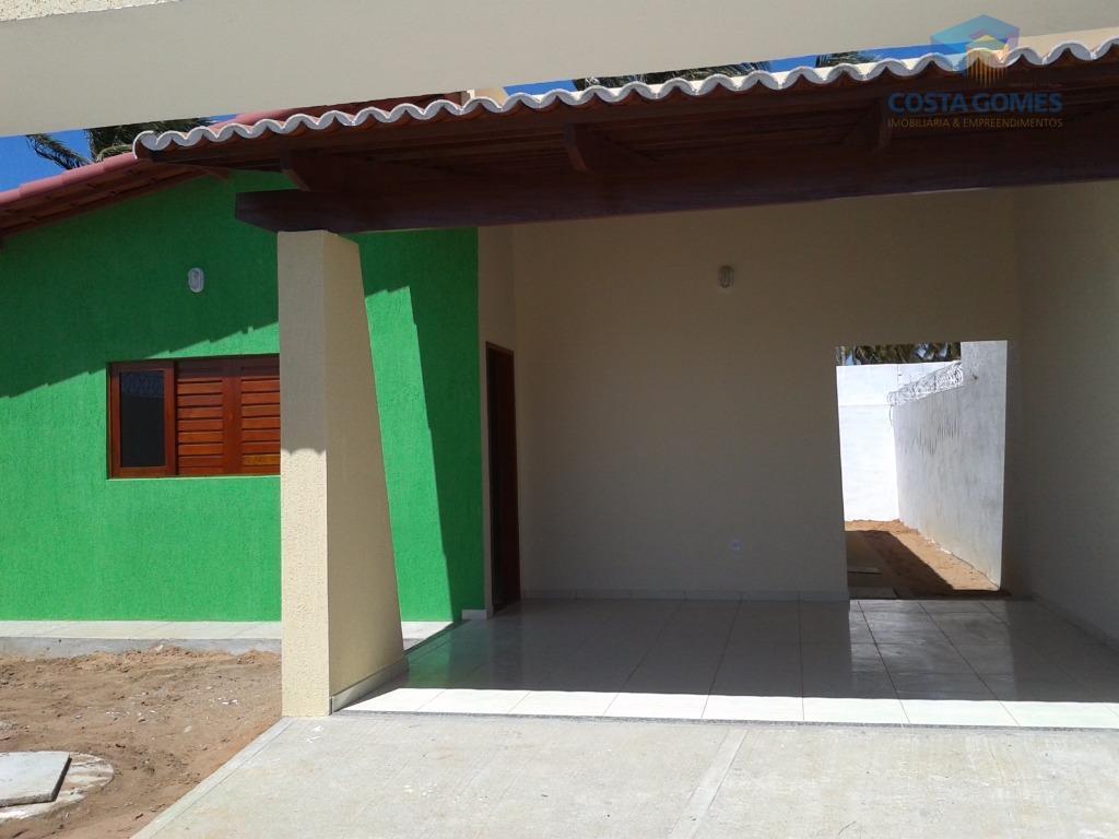 Casa 75m² com 02 quatros em Cajupiranga RN