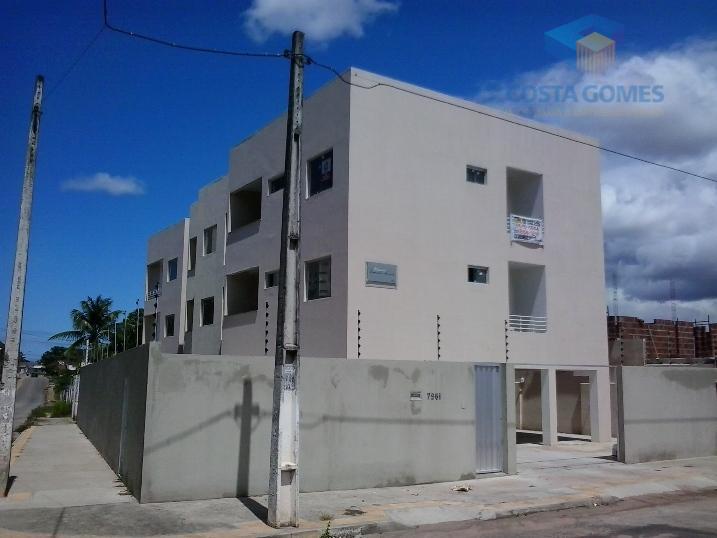Apartamento com 02 quartos, sendo 01 suíte), Pitimbu, Natal RN