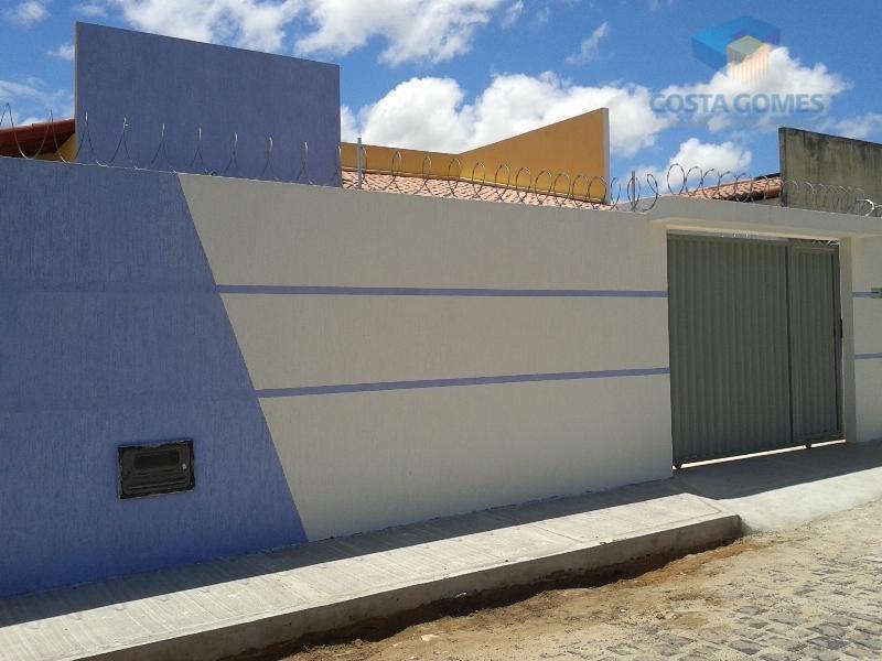 Casa 83m² com 02 quatros em Cajupiranga RN