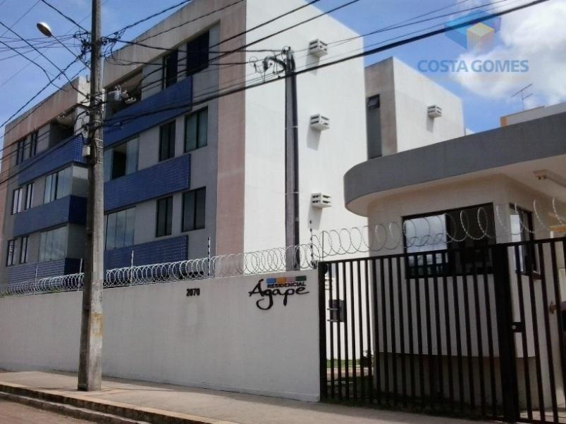 Apartamento residencial para locação, Planalto, Natal.
