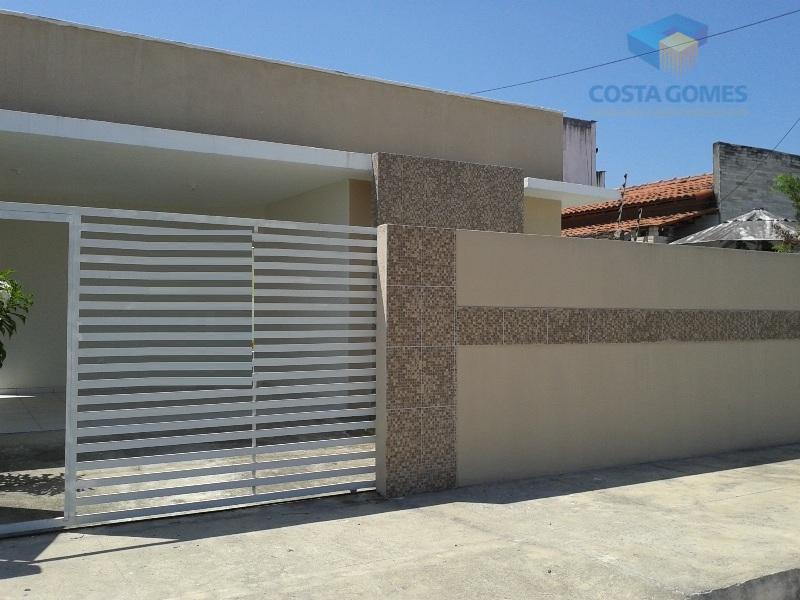 Casa com 118m², 03 quartos (01 suíte máster), Caminho do Sol, Parnamirim RN