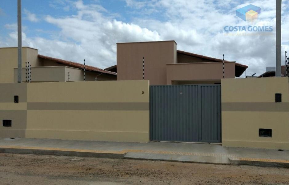 Casa com 02 dormitórios sendo 01 suíte, Santa Júlia, Parnamirim RN