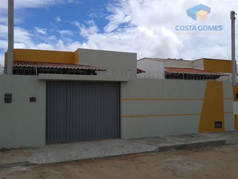 Casa com 02 quatros (01 suíte), Sonho Verde, Parnamirim RN