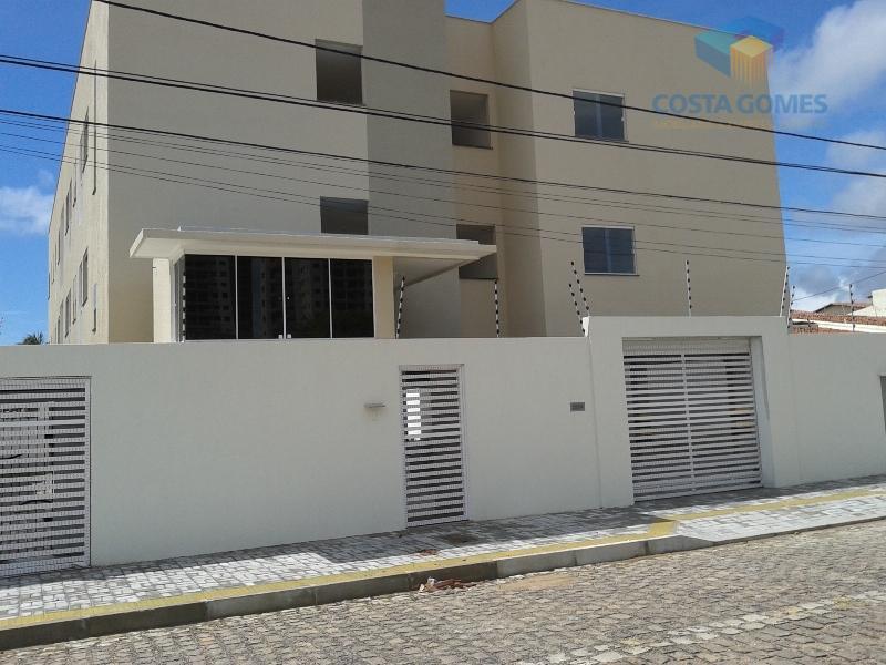 Apartamentos com 01 dormitório em Nova Parnamirim RN