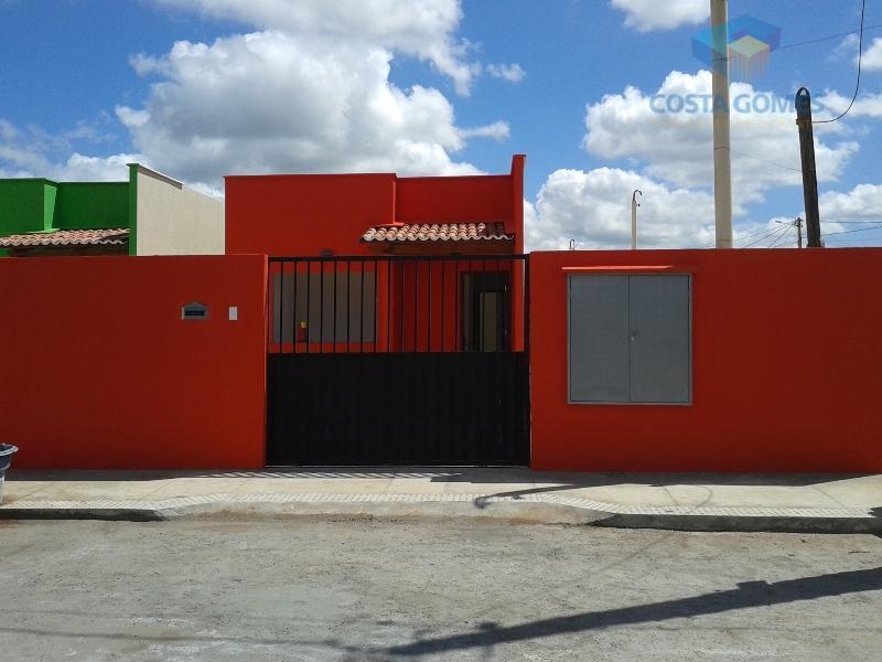 Casas com 02 quartos, sendo 01 suíte, São Gonçalo do Amarante RN