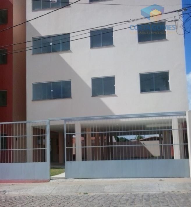 Apartamento residencial para locação, Nova Parnamirim, Parnamirim.
