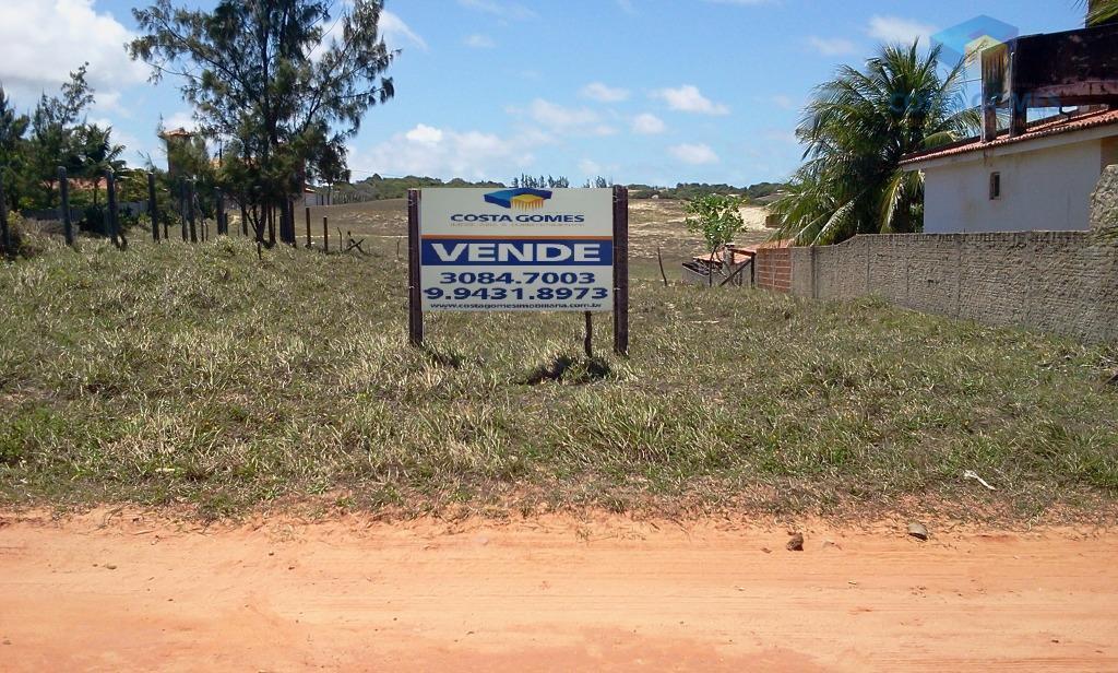Terreno residencial à venda, Praia de Tabatinga, Nísia Floresta.