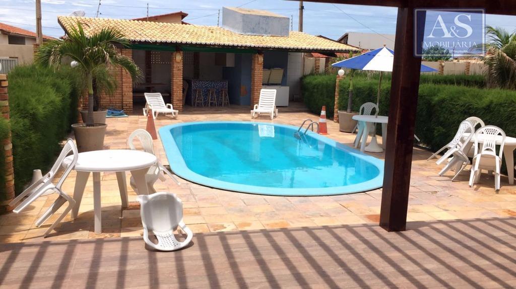 Casa com 3 dormitórios à venda, 140 m² por R$ 350.000,00 - Centro - Tibau/RN