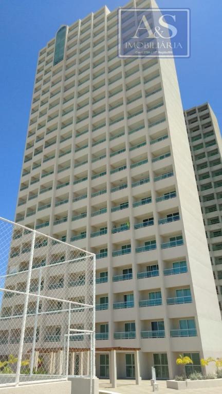 Apartamento residencial à venda, Ilha de Santa Luzia, Mossoró.