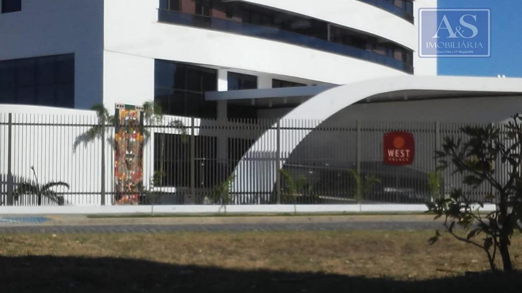 Apartamento residencial à venda, Nova Betânia, Mossoró.