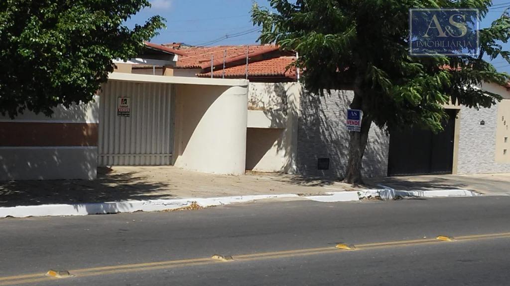 Casa residencial à venda, Nova Betânia, Mossoró.