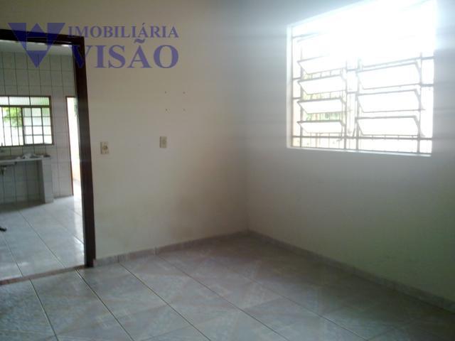 Casa Residencial para locação, Leblon, Uberaba - CA0978.