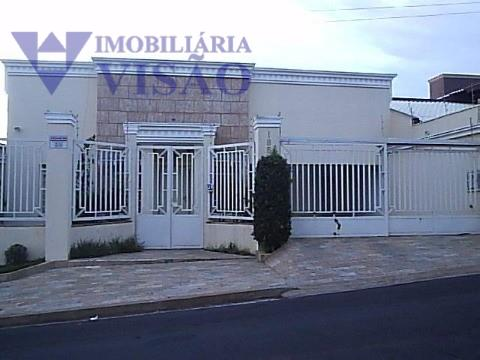 Casa Residencial à venda, Parque do Mirante, Uberaba - CA2064.
