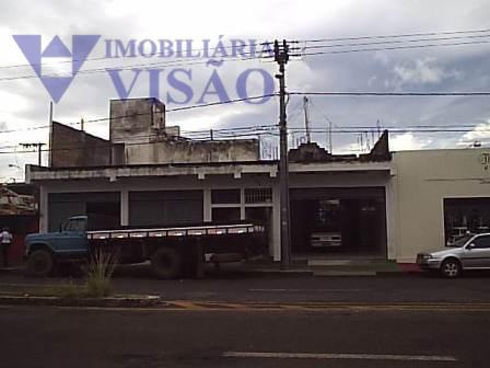 Ponto Comercial à venda, São Benedito, Uberaba - PT0262.