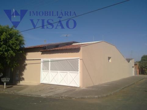 Casa residencial à venda, Parque das Gameleiras, Uberaba - CA0377.