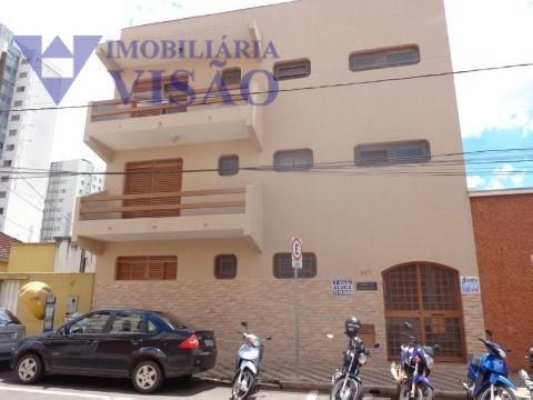 Apartamento Residencial à venda, Centro, Uberaba - AP1139.