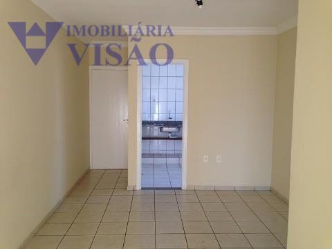 Apartamento Residencial à venda, Nossa Senhora da Abadia, Uberaba - AP1090.