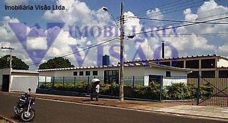 Galpão Industrial para locação, Recreio dos Bandeirantes, Uberaba - GA0006.