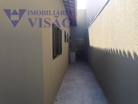 Casa Residencial à venda, Jardim Nenê Gomes, Uberaba - CA2071.