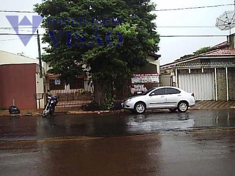 Casa Residencial à venda, Santa Marta, Uberaba - CA1895.