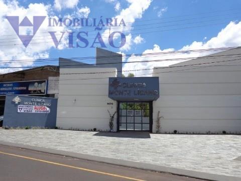 Sala Comercial para locação, Santa Maria, Uberaba - SA0123.