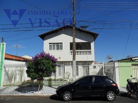 Casa Residencial à venda, Parque São Geraldo, Uberaba - CA1961.