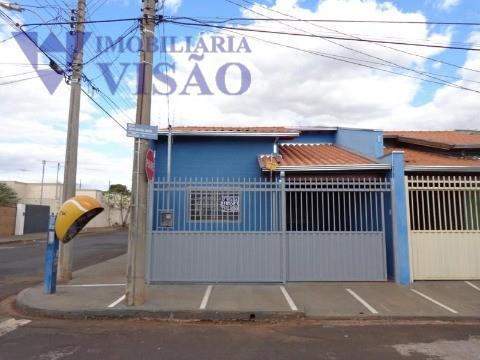Casa Residencial para locação, Olinda, Uberaba - CA0984.