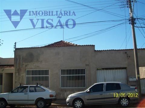 Casa Residencial à venda, Nossa Senhora da Abadia, Uberaba - CA1001.