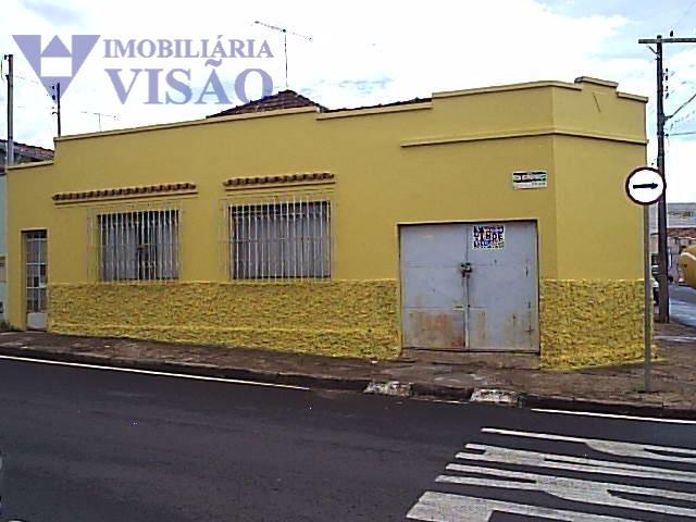 Casa Residencial para venda e locação, Vila Maria Helena, Uberaba - CA1461.